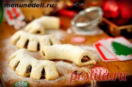 Рождественское сицилийское печенье Куддуредди / Меню недели