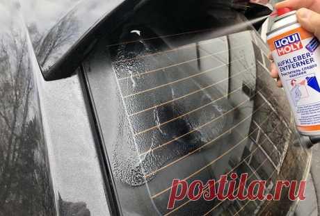 Как быстро, безопасно и без следов удалить наклейки с автомобиля - Лайфхак - АвтоВзгляд