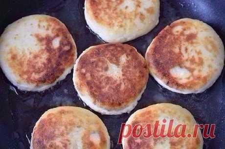 Идеальные сырники на завтрак
