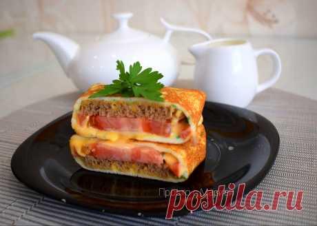 Завтрак за 6 минут: все продукты всегда есть в холодильнике | Просто с Марией | Пульс Mail.ru Это гораздо вкуснее обычной яичницы.