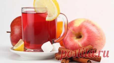 Имбирный чай с яблоками для стройности и здоровья | SimpleSlim