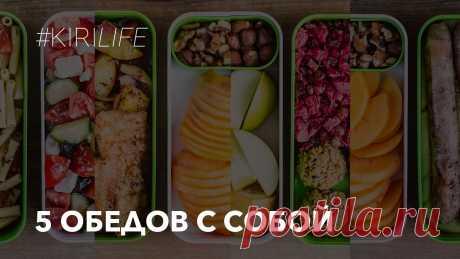 Вкусная экономика: 5 обедов с собой - kirilife