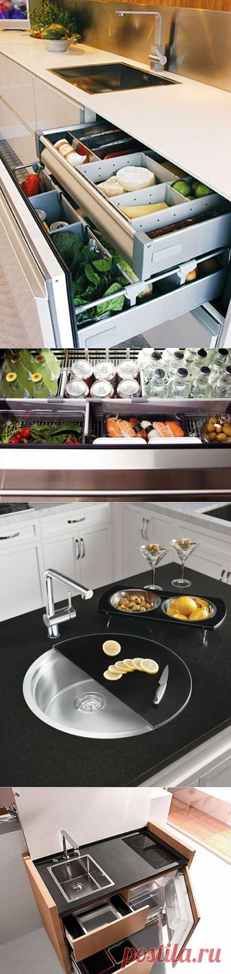 (+1) тема - Что делать, если кухня совсем маленькая? | МОЙ ДОМ
