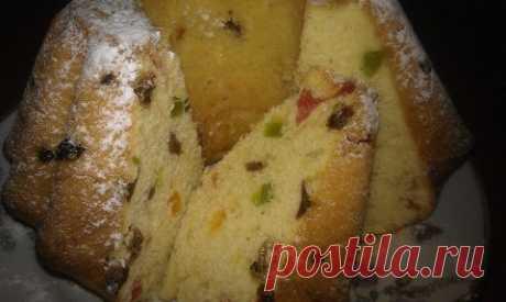 Как приготовить кекс любимый - рецепт, ингредиенты и фотографии