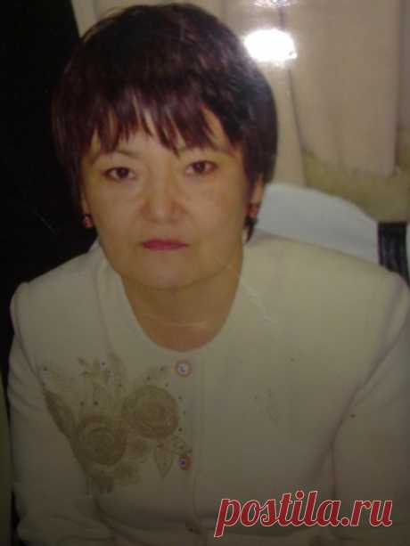 Салима Кожахметова