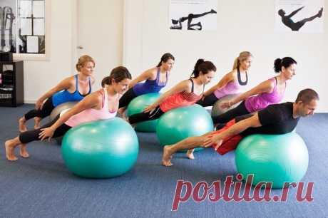 Упражнения пилатес для спины — залог здоровья и хорошего настроения