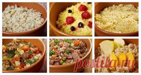 How to make tasty porridge