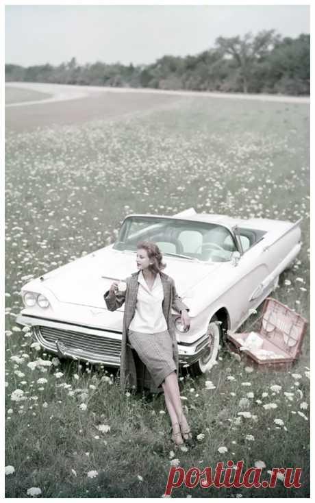 Photo John Rawlings 1958
