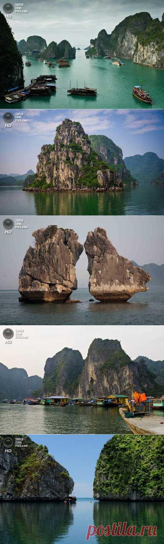 (+1) - Путешествие по Вьетнаму. Бухта Халонг   Непутевые заметки
