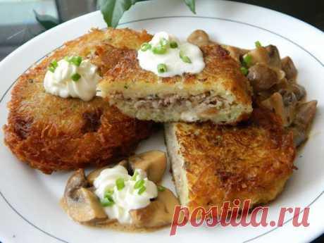 Простые рецепты белорусских колдунов! Берите на вооружение;)) — Вкусные рецепты