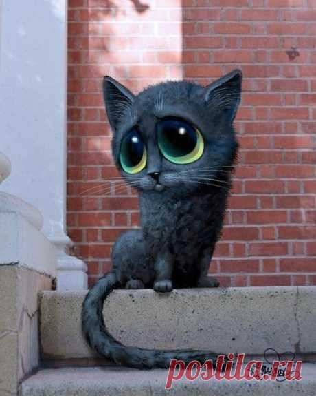 Ох, эти глазки...