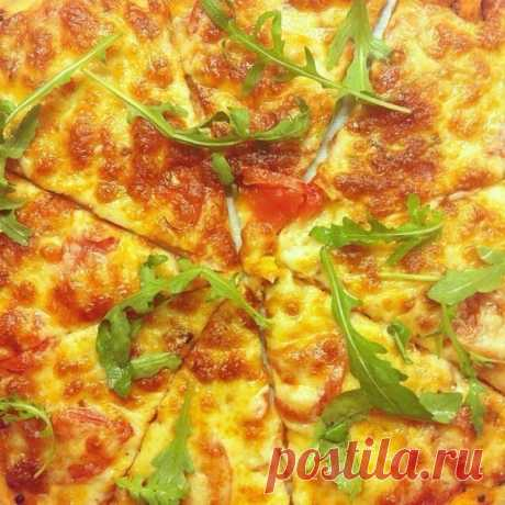 How to prepare pizza. - recipe, ingredients and photos