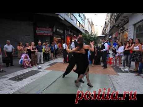 Аргентинские танцы - Хореографический ансамбль Вдохновение