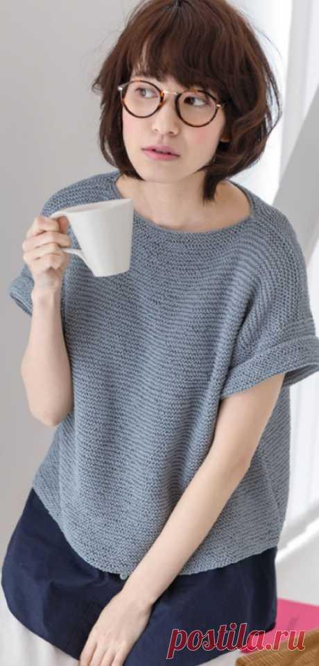La blusa simple por los rayos