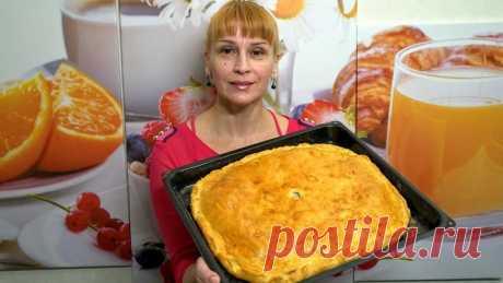 Рыбный пирог, как готовила еще моя бабушка - Простые рецепты Овкусе.ру