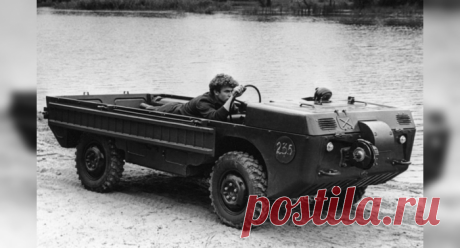 Советский автомобиль, на котором можно было ездить лёжа