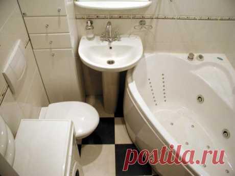 Дизайн ванной комнаты 5 кв: фото, душевая кабина, объединение