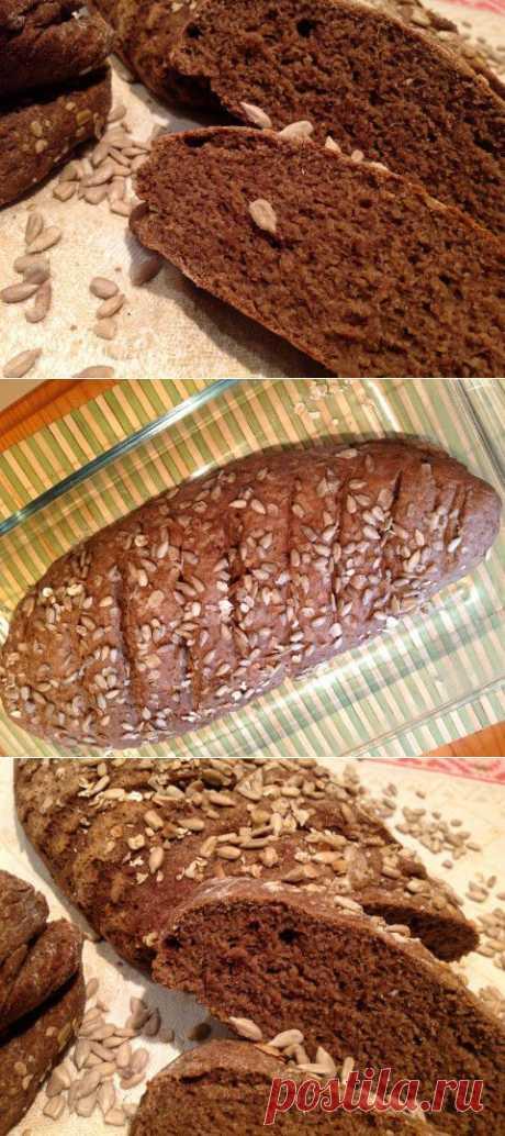 Очень полезный хлеб из льняной муки | Давай поговорим