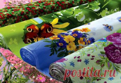 Как сшить постельное бельё самому и как рассчитать расход ткани - Своими руками ...