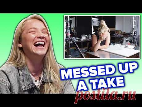 Alix Reacts To Her First Behind Tasty Video •Tasty