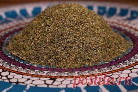 Ореховая трава (приправа из Дагестана): что это такое, применение, состав и свойства, описание, куда добавлять, как вырастить, другие названия