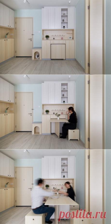 Квартира-КУХНЯ