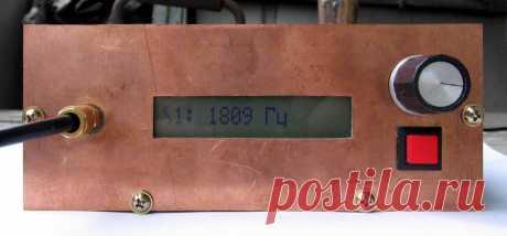 AD9833: программируемый генератор сигналов | hardware | adminstuff