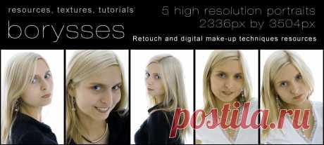 5 Высокое разрешение портреты borysses на DeviantArt