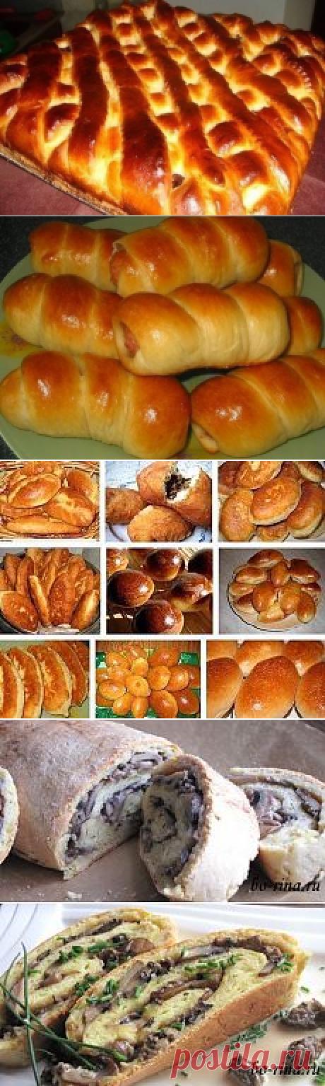 пироги | Рецепты простой и вкусной еды на Постиле
