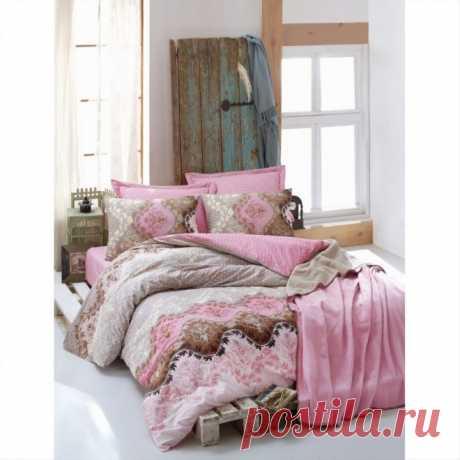 Комплект постельного белья с одеялом ЕВРО кровать