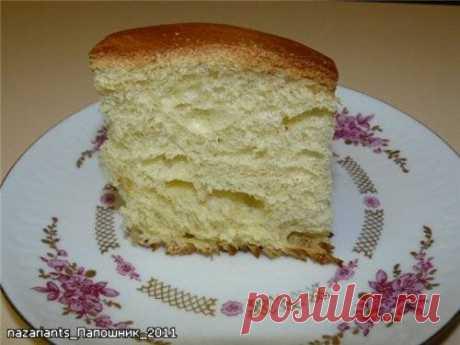 Папошник - рецепт с фото на Хлебопечка.ру