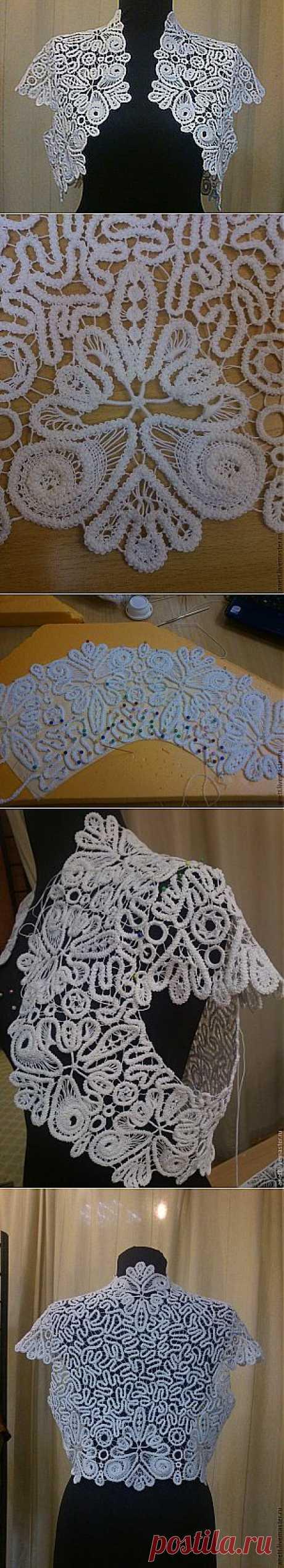 Румынское кружево от идеи до воплощения - Ярмарка Мастеров - ручная работа, handmade