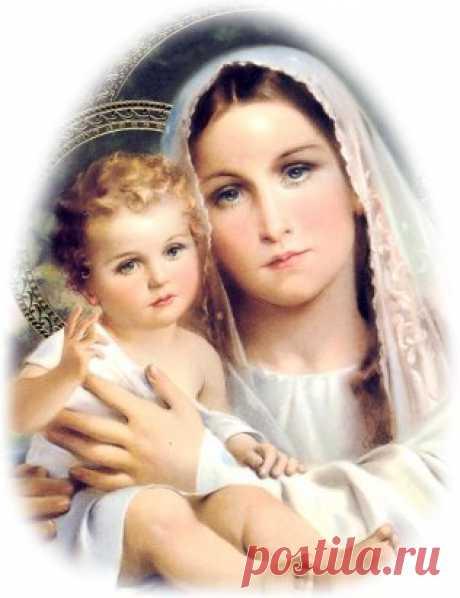 У матерей  святая должность в мире : молиться за дарованных детей .
