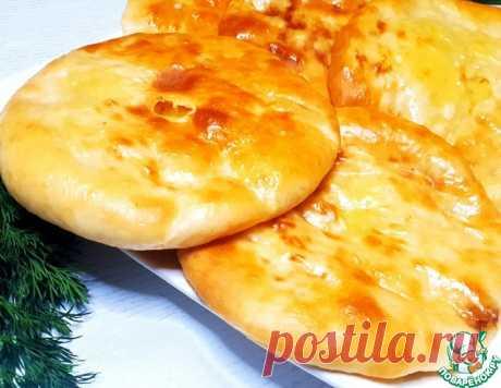 Лепешки с картофелем на молоке