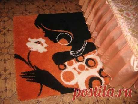 Мягкий коврик своими руками — DIYIdeas