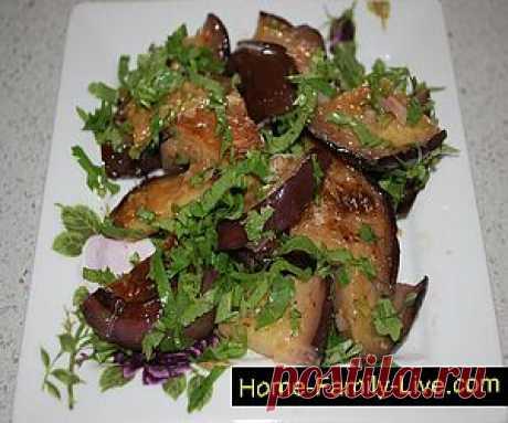 Кулинарные рецепты Маринованные баклажаны » Кулинарные рецепты