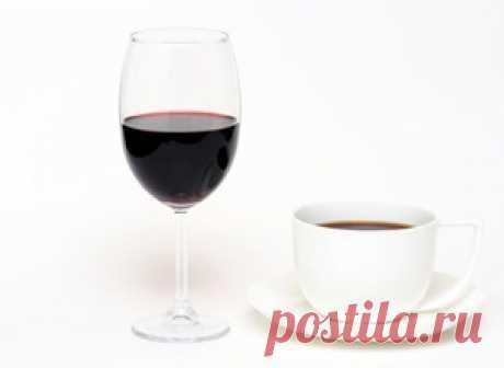 Кофе с вином по-алжирски | Кофе