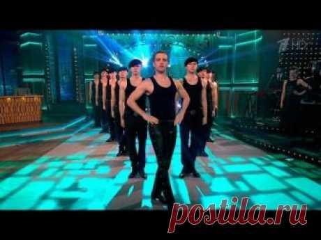 Ирландский мужской степ: совершенство танца