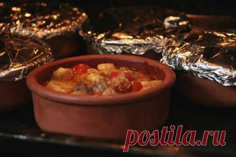 Аджапсандал в порционных формах рецепт с фото - 1000.menu