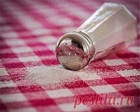 Натуральные способы вывести соль из организма | ЗДОРОВЫЙ ОБРАЗ