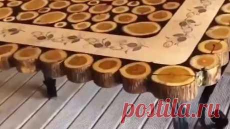 Мастера делают крутые проекты из дерева