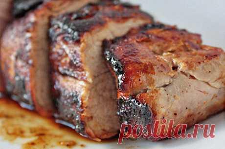 Свинина, запеченная в духовке – фантастическая вкуснятина!   Вкусняшки   Яндекс Дзен