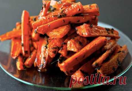 10 потрясающих гарниров из моркови | Люблю Себя