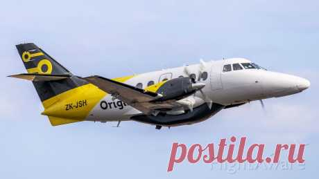 Фото OGN J31 (ZK-JSH) - FlightAware