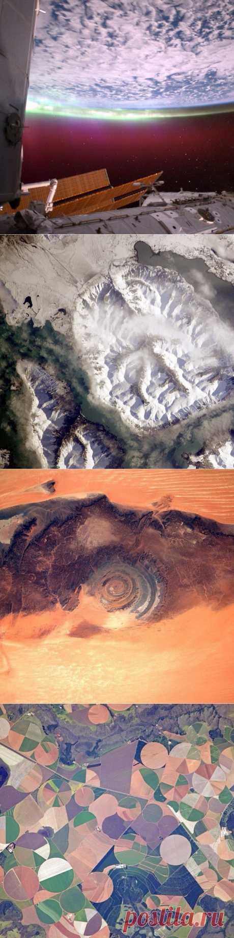 Потрясающие космические фотографии с борта МКС | ТАЙНЫ ВСЕЛЕННОЙ