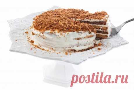 Торт «Сметанник» пошаговый рецепт с видео и фото – европейская кухня: выпечка и десерты