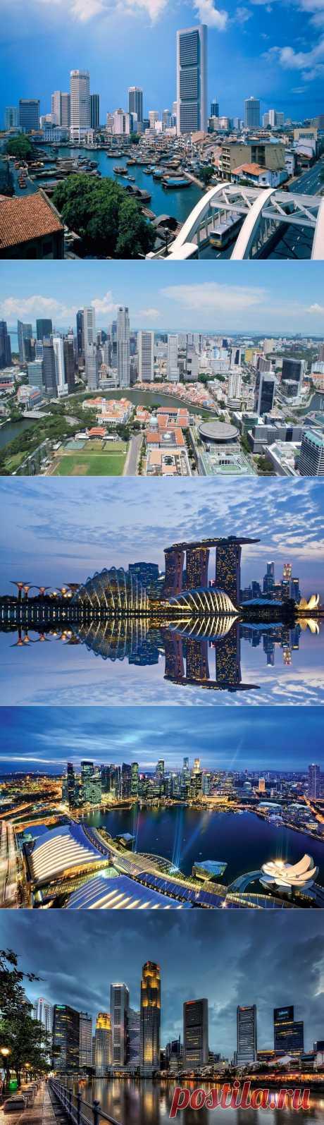 Сингапур – город технического прогресса | Newpix.ru - позитивный интернет-журнал