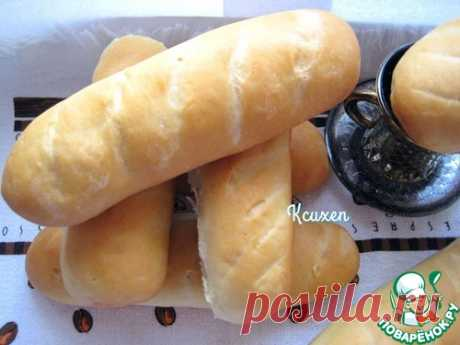 Сливочный мини-хлеб - кулинарный рецепт