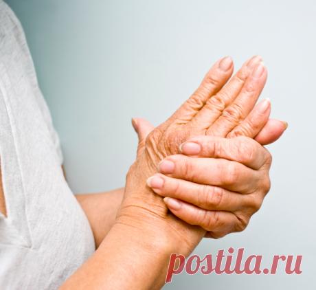 ¡Esta mezcla - el salvamento del dolor en las articulaciones!