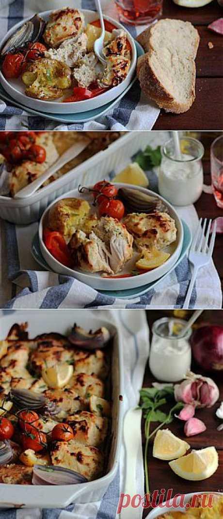 Курица, маринованная в йогуртном соусе: рецепт с фото